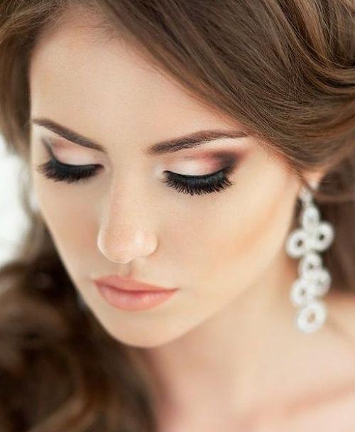maquillaje para novia sencillo