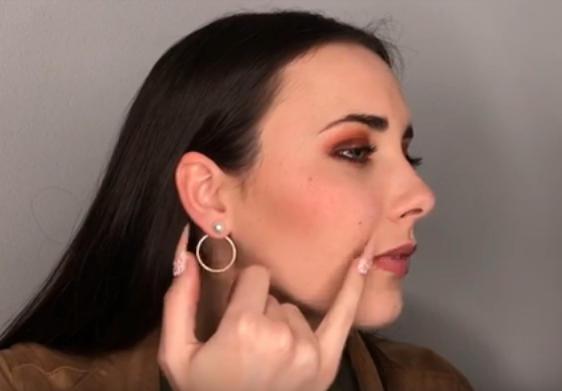 maquillaje con base cien de lidl