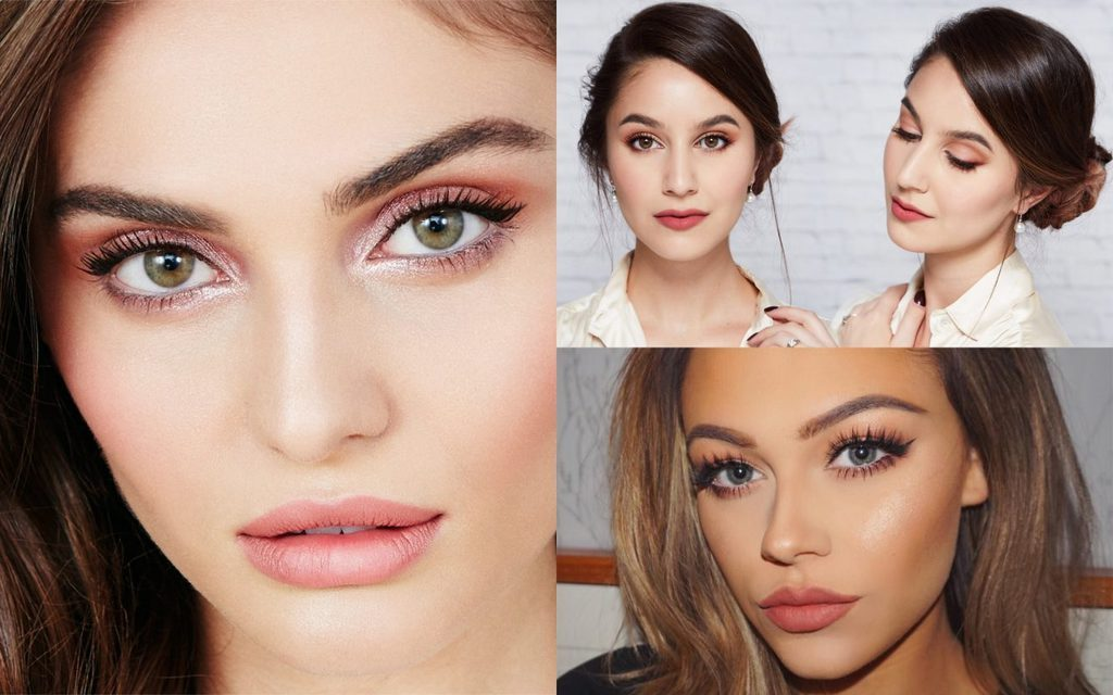 maquillaje de dia tipos o ejemplos