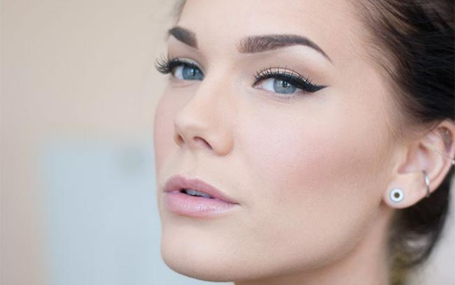 método 1 maquillaje navideño sencillo