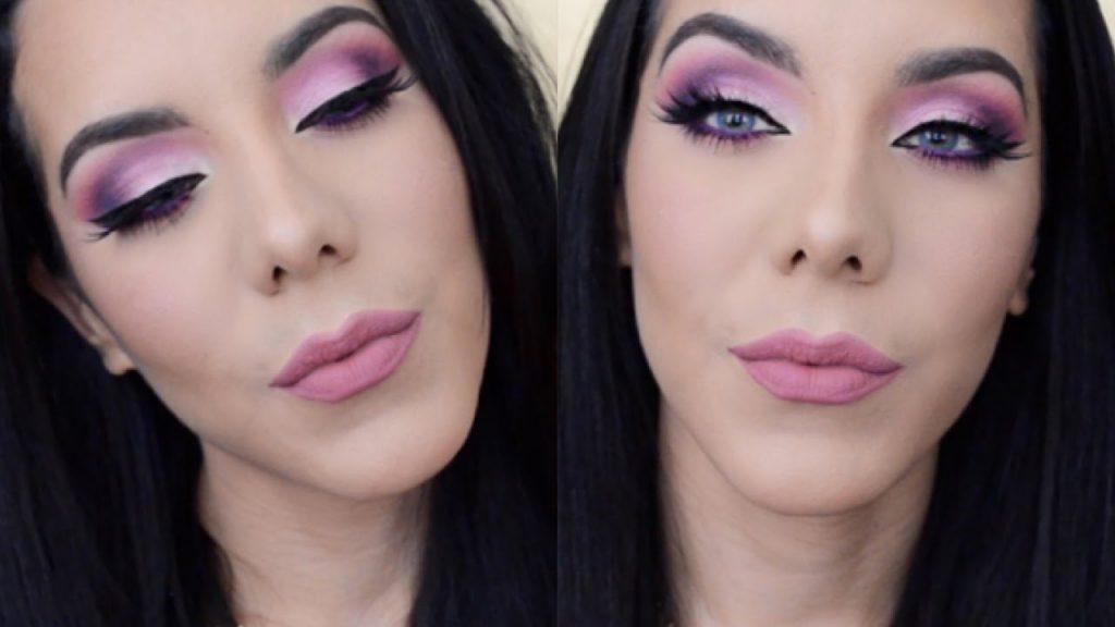 maquillaje monocromático de lidl