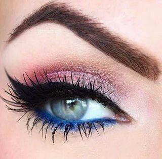 maquillaje para ojos claros