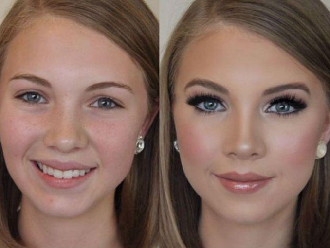 como hacer un maquillaje sencillo