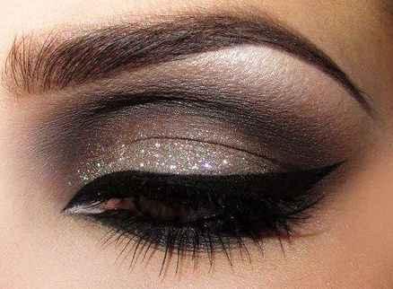 maquillaje para ojos y cejas para boda
