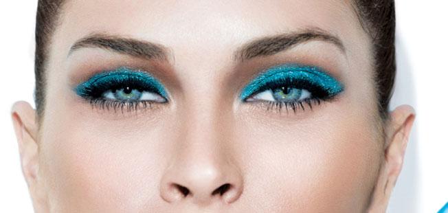 maquillaje para ojos tendencia