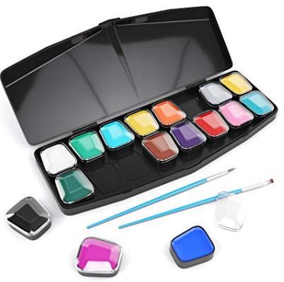 arteza pintura facial para niños