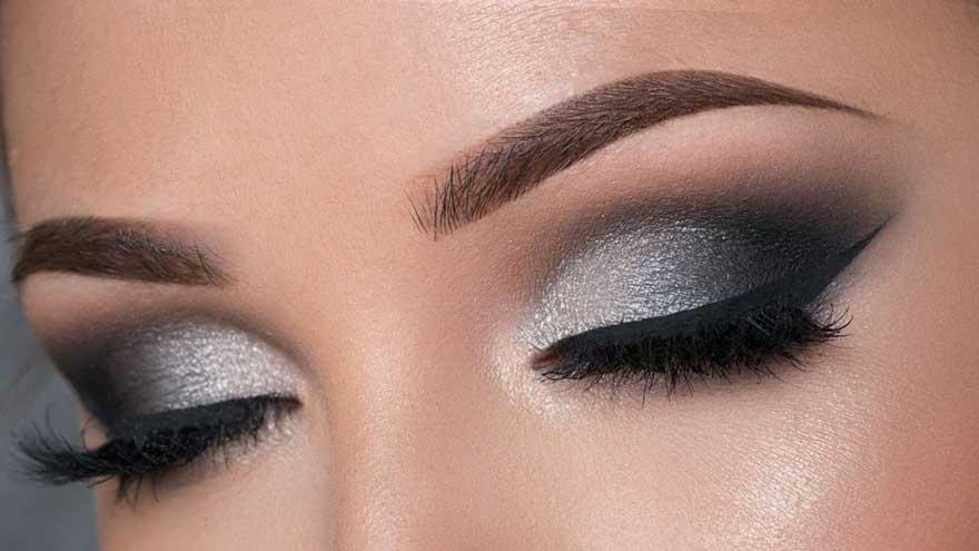 maquillaje ojos noche de fiesta