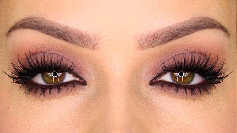 hermoso maquillaje de ojos caidos