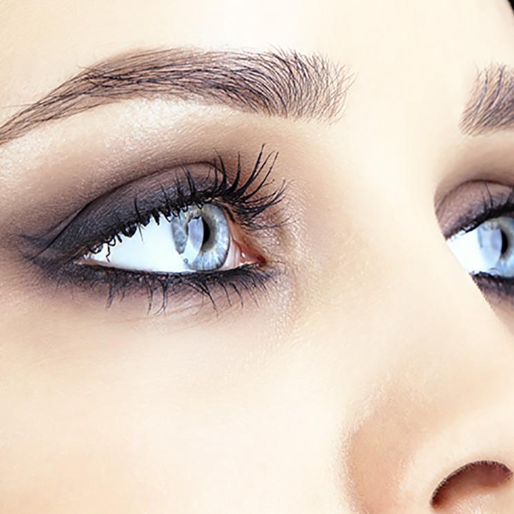 maquillaje para ojos fríos