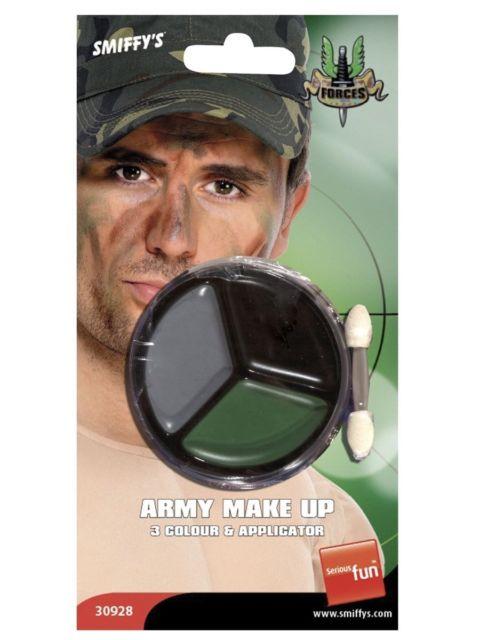 maquillaje de camuflaje con aplicador smiffy's