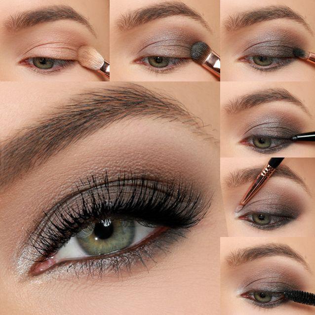 sombra favorecedora para ojos verdes