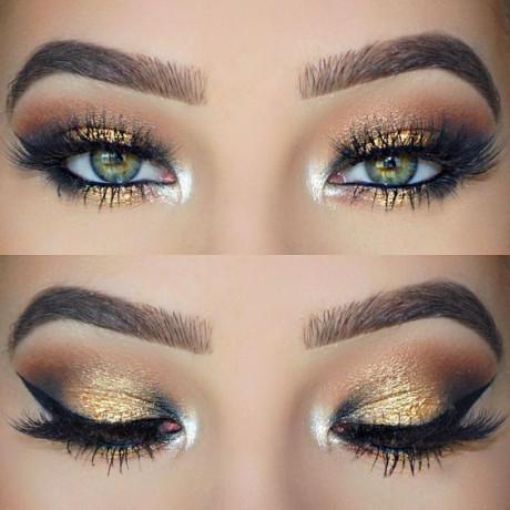 tipos de maquillaje de ojos para tu forma de ojos