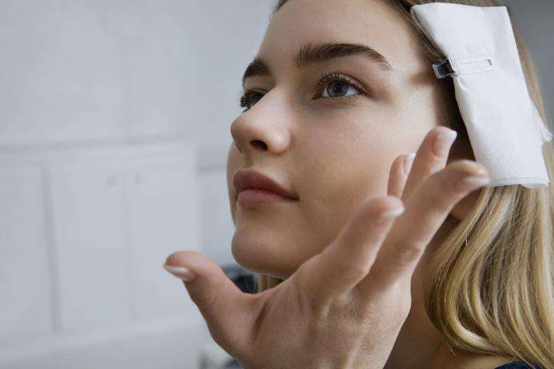 maquillaje de diario - utiliza bb cream