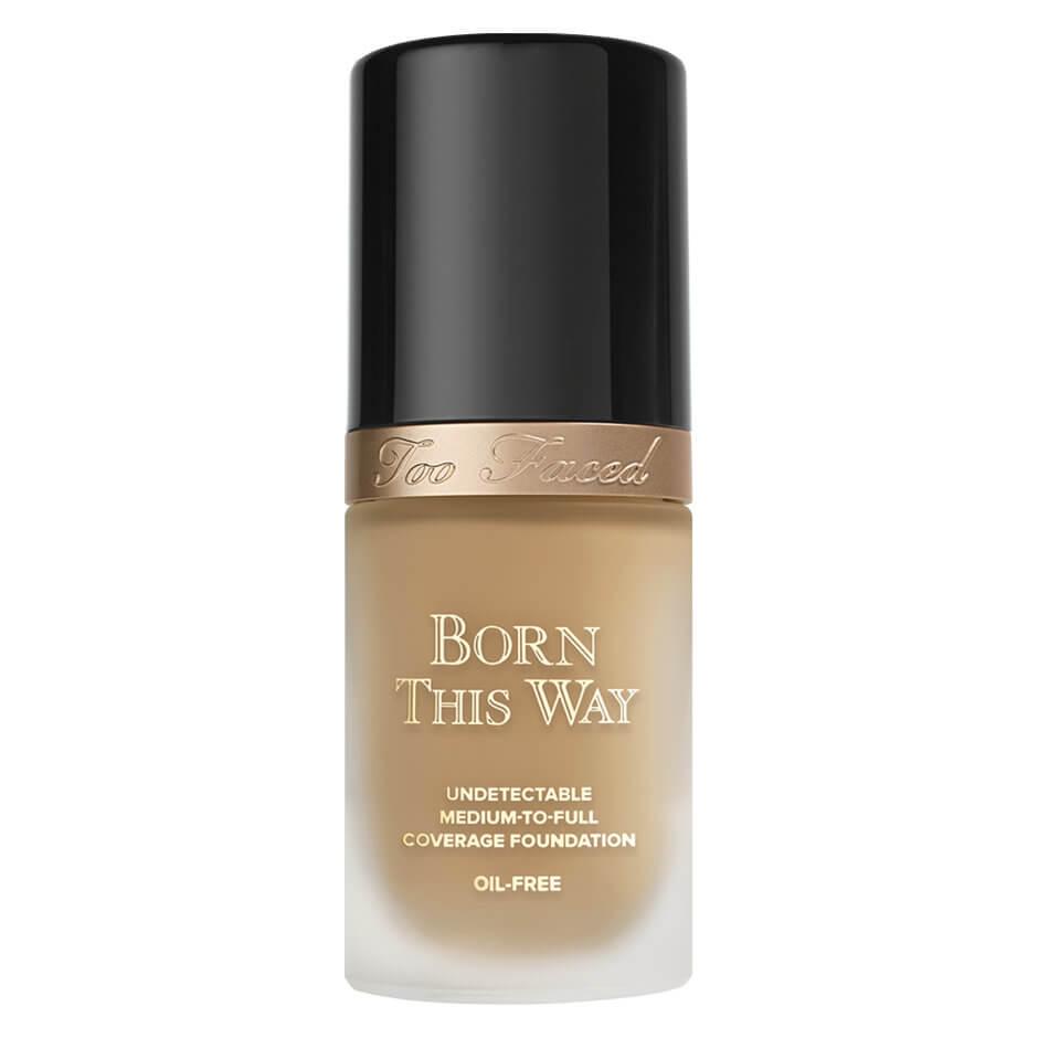 mejores bases de maquillaje - born this way de too faced