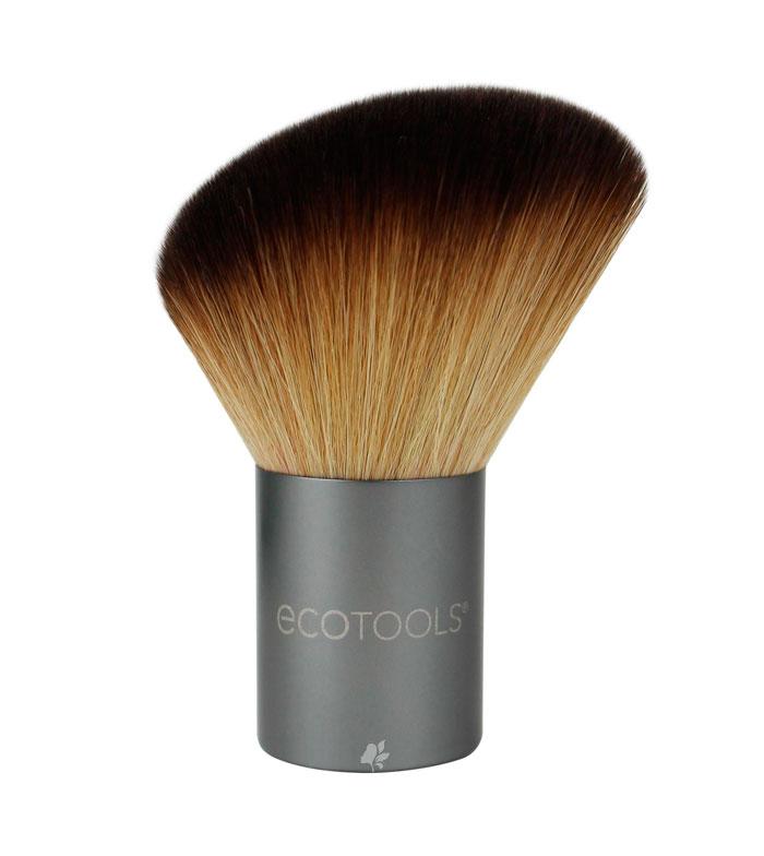 brocha kabuki para maquillaje en polvo