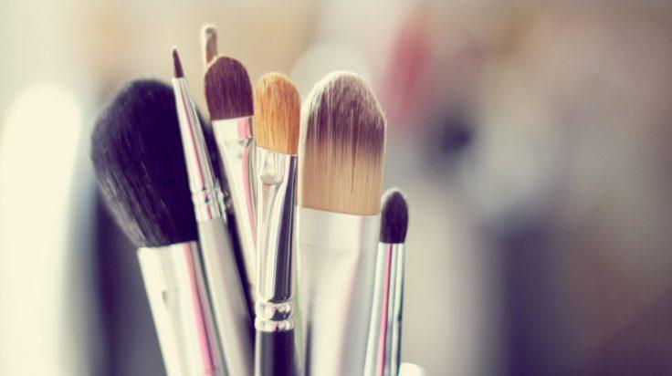 brochas de maquillaje para todo tipo