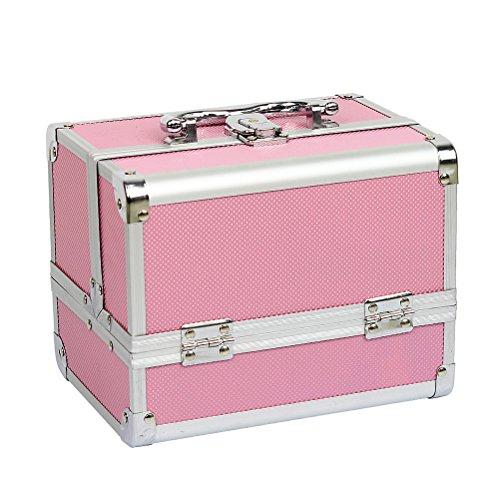 mejores maletines de maquillaje - hbf