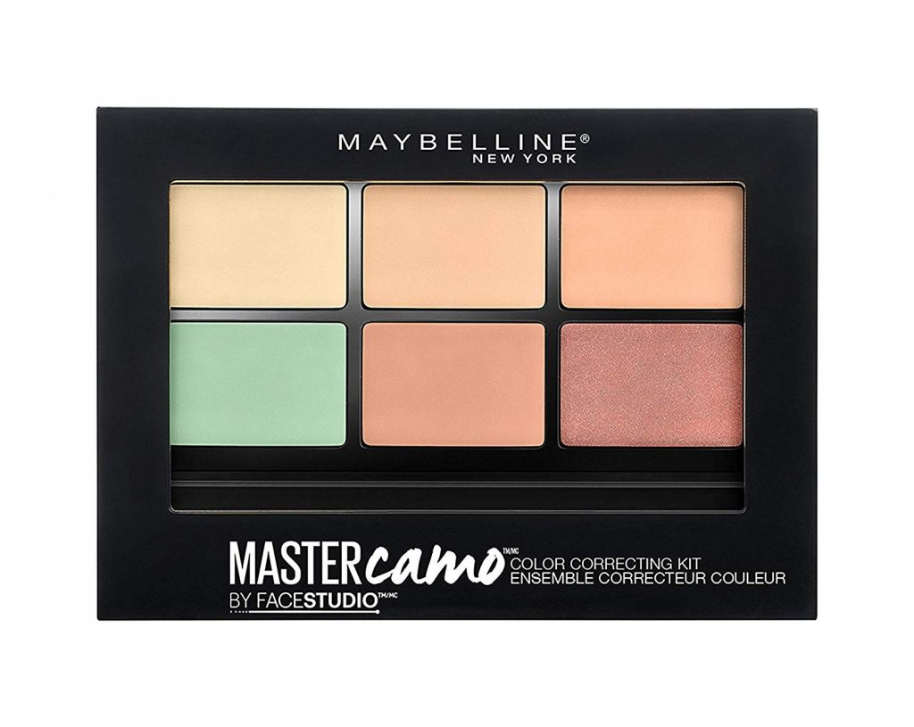 kit de correctores master camo de maybelline new york en amazon