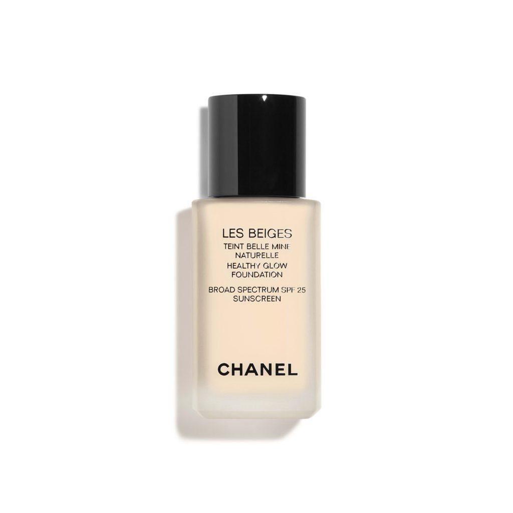 mejores bases de maquillaje - les beiges de chanel