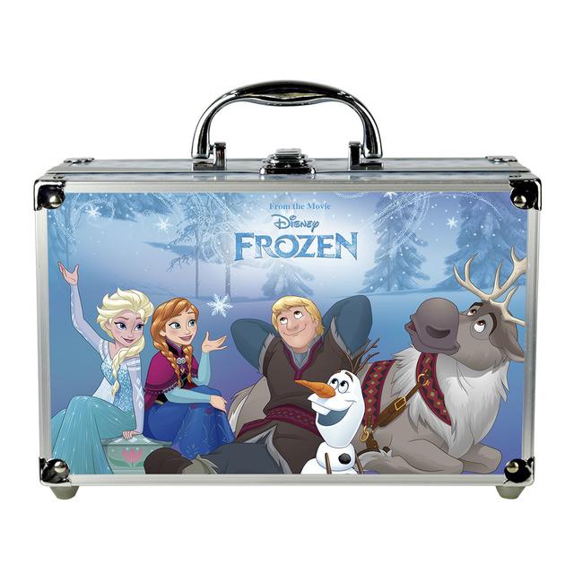 maletín de maquillaje para niña con temática de frozen