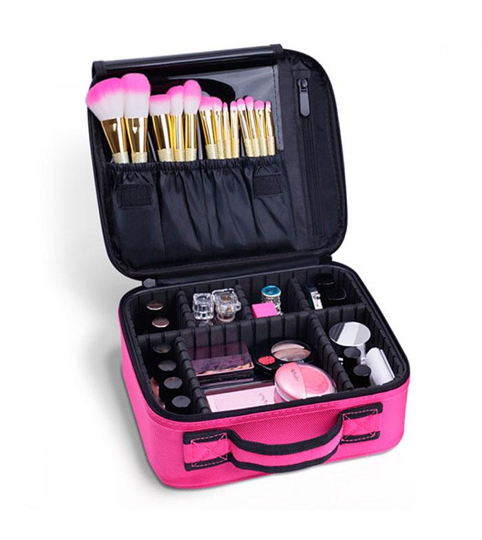 maletín organizador de maquillaje