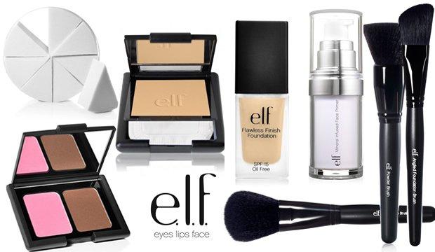 mejores marcas de maquillaje baratas - elf
