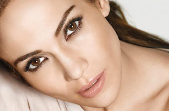 maquillaje natural para ojos marrónes