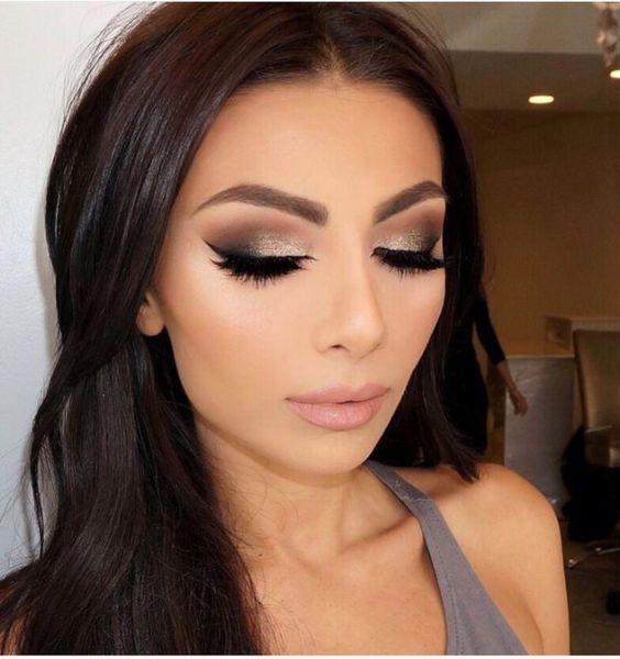 pasos a seguir para lograr un maquillaje de noche natural perfecto