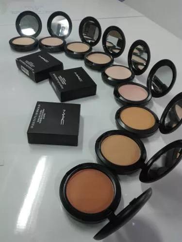 maquillaje mac polvos