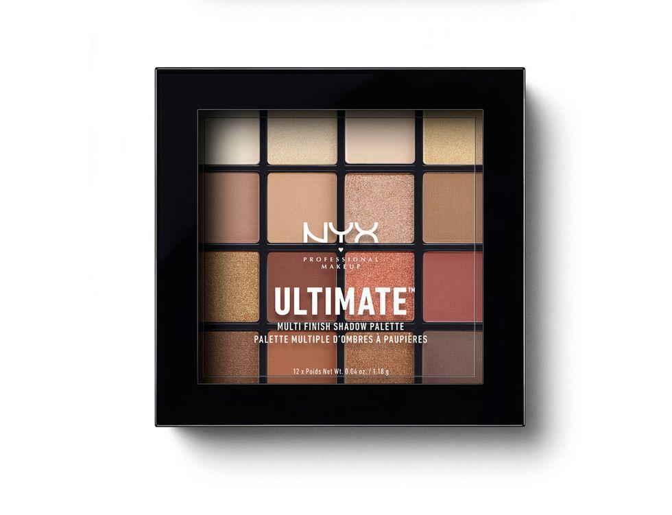 mejores productos nyx uso diario - Ultimate Shadow palette