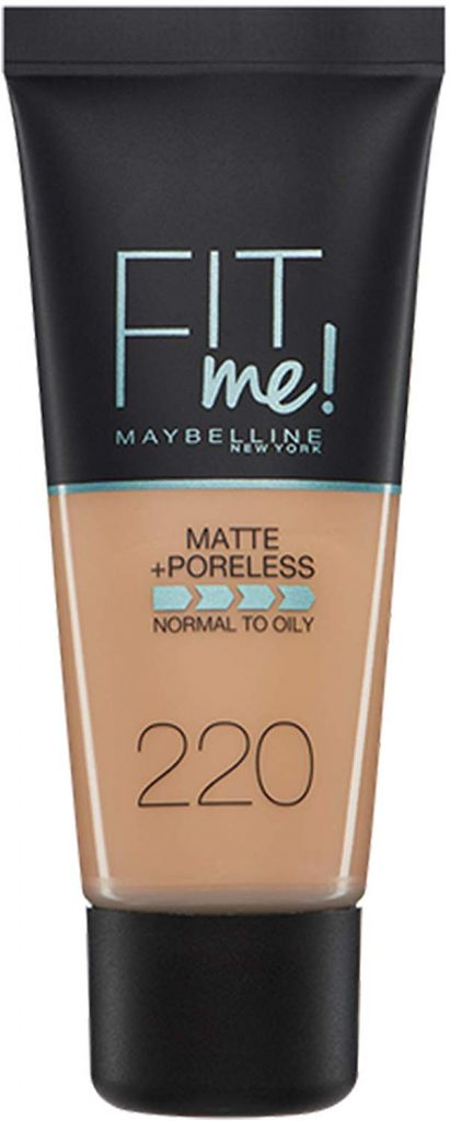 base fit me maybelline en amazon