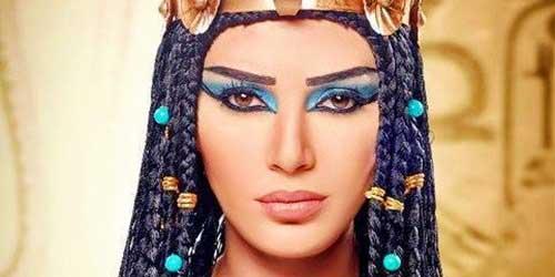 cejas egipcias