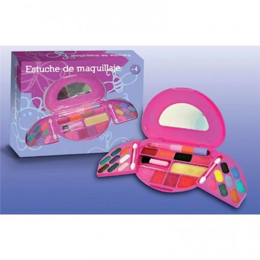 estuche de maquillaje para niños en carrefour