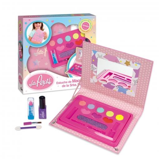 estuche de maquillaje para niñas diset en carrefour