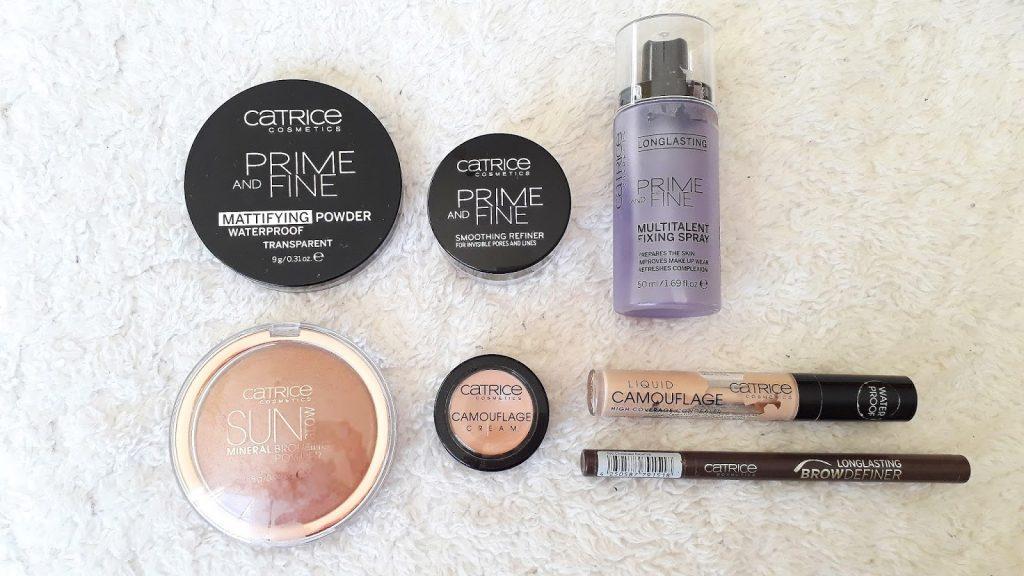 maquillaje catrice
