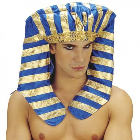maquillaje egipcio hombre