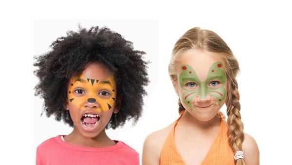 maquillaje infantil fácil y rapido