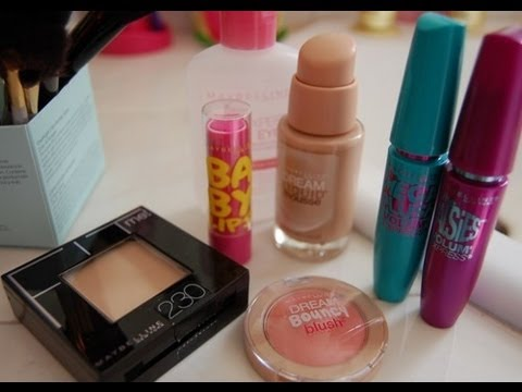 maquillaje maybelline opiniones