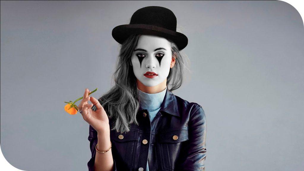 maquillaje mimo sencillo