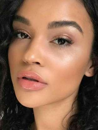 maquillaje natural sencillo resultado
