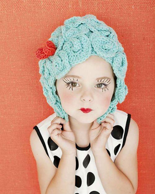maquillaje mimo niña sencillo