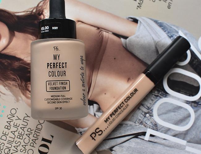 maquillajes y correctores de primark
