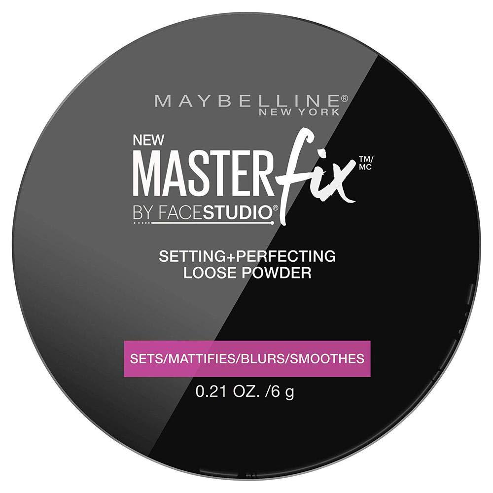 polvos fijadores de maquillaje maybelline en amazon