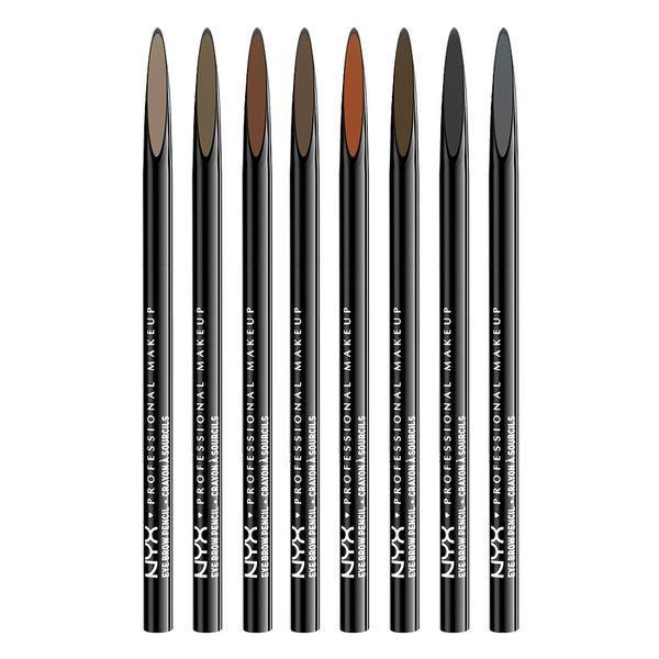 mejores productos nyx uso diario - precision brown pencil
