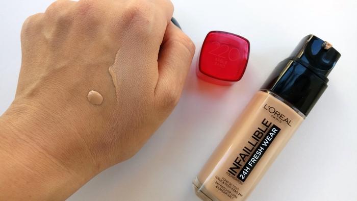 base piel seca loreal