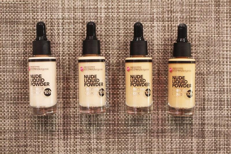 base de maquillaje nude liquid bell