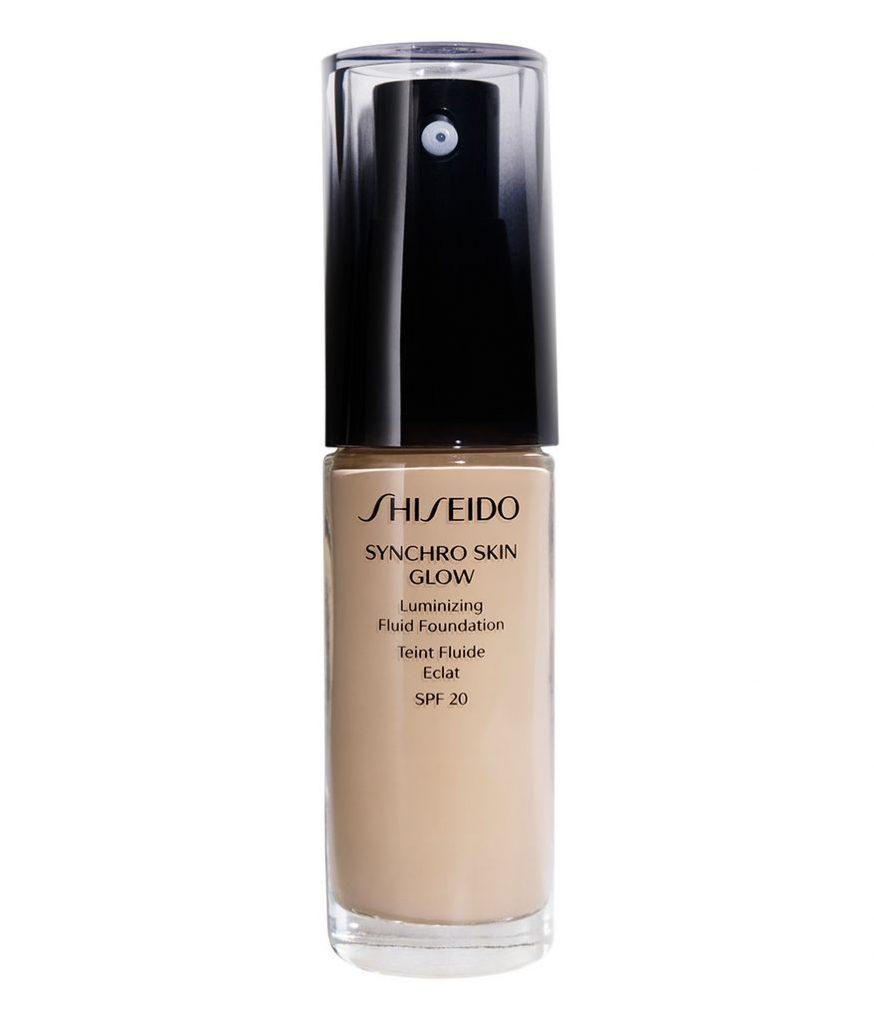 skin glow shiseido base