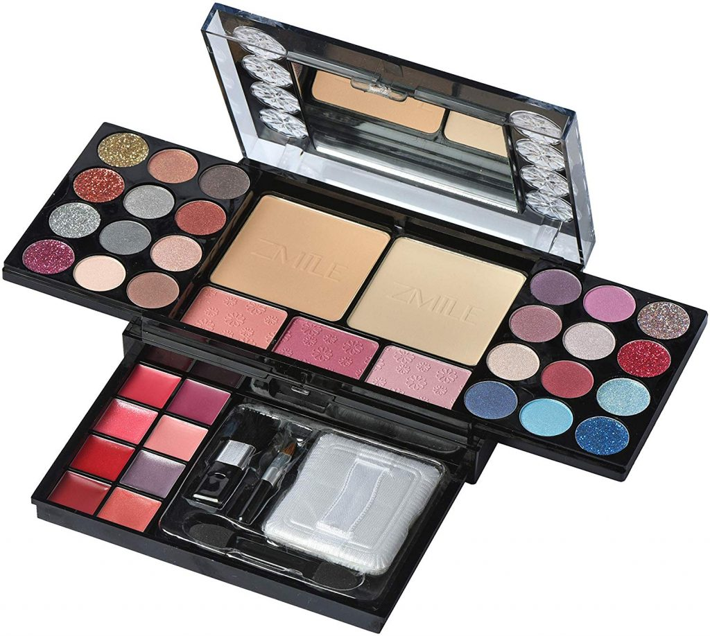 set de maquillaje briconti