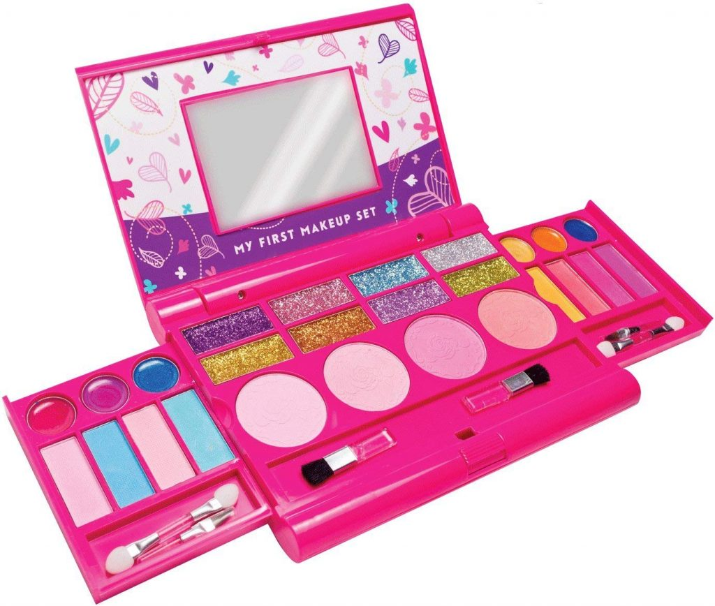 kit de maquillaje para niñas make it up