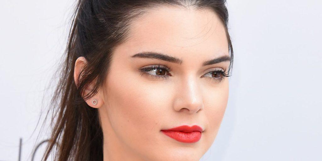 labios rojos natural